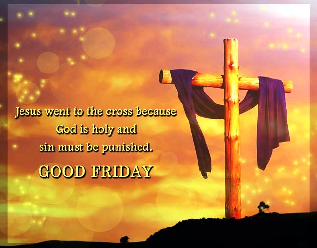 Friday 2021 good Ministry Matters™