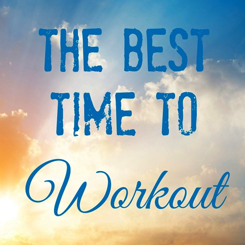 Workout what is morning a good Why You