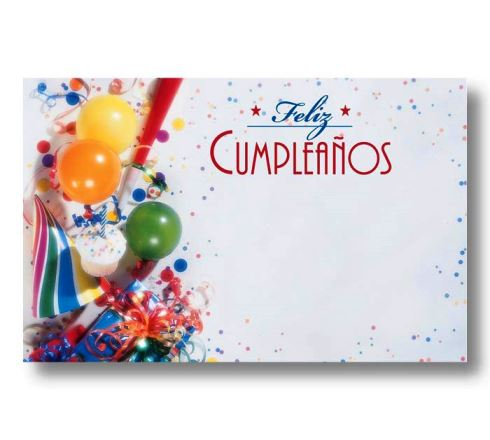 How To Say Happy Birthday In Spanish? Wishes With Eng ...